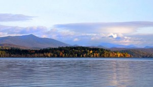 Majesty of Schroon Lake