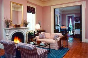 John Rutledge House Inn Parlor
