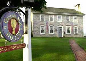 The Osceola Mill House