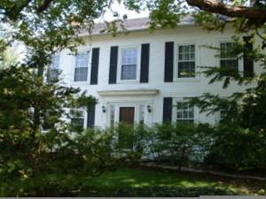 Hallauer House