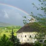 RainbowOverBarn