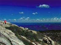 Cadillac Mountain - Acadia National Park