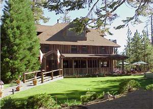 Knickerbocker Mansion Country Inn