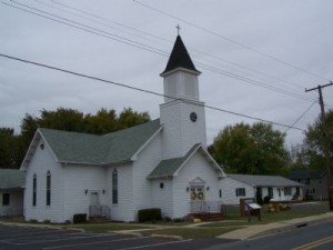 Scott's Methodist Church
