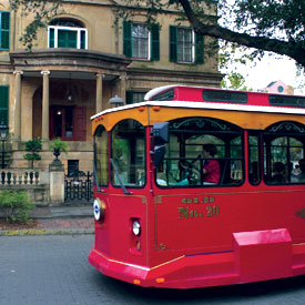 savannah-trolley