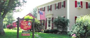 The Squire Tarbox Inn - Maine