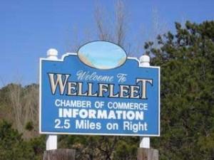 wellfleetsign