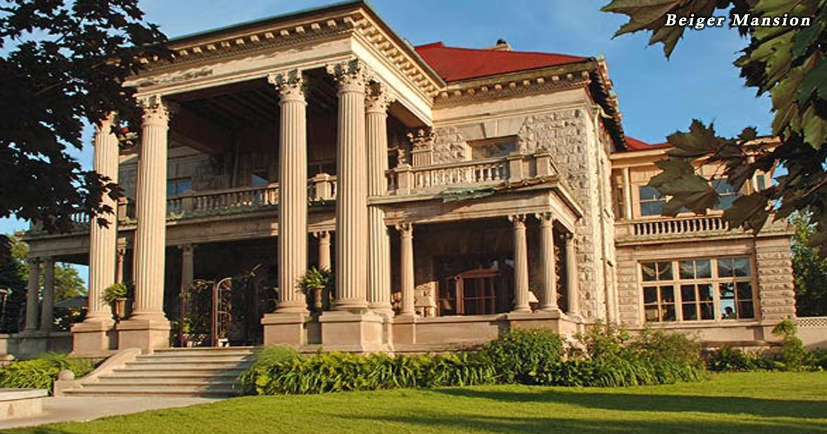 Beiger Mansion