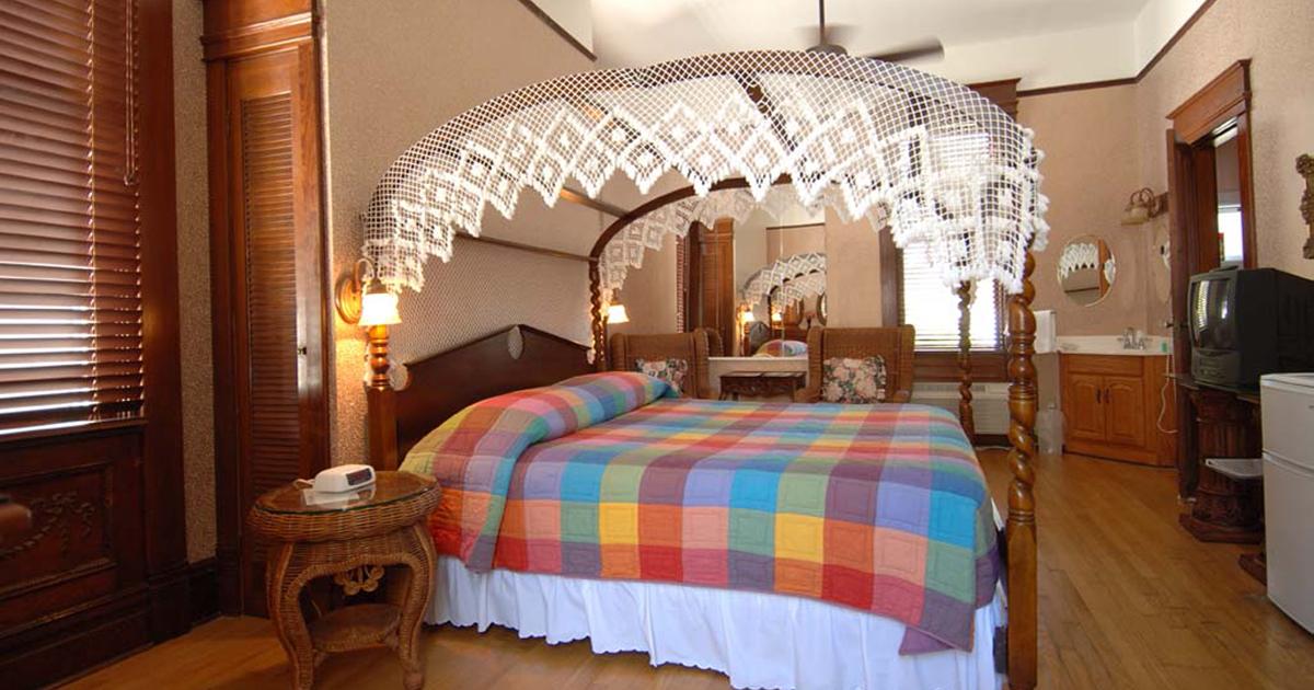 Curry Mansion Inn