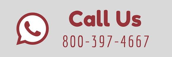 Call Us 800-397-4667