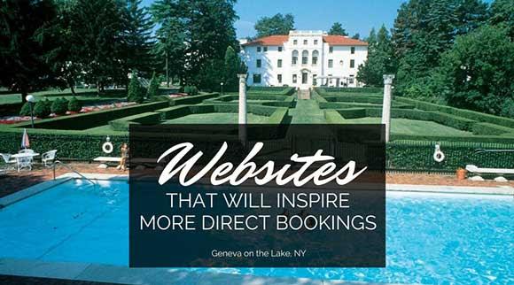 Fancy Hotel Websites