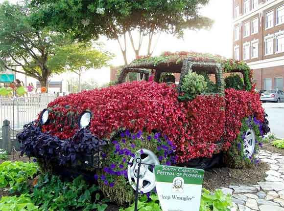 South Carolina Festival of Flowers