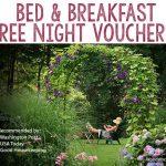 Bed & Breakfast Free Night Vouchers
