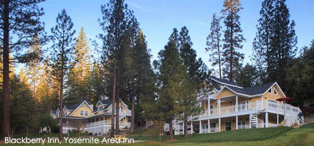 Blackberry-Inn,-Yosemite-Area-Inn