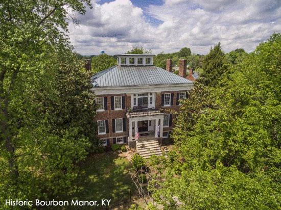 Historic-Bourbon-Manor,-KY