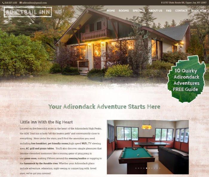 ADK Trail Wilderness Inn