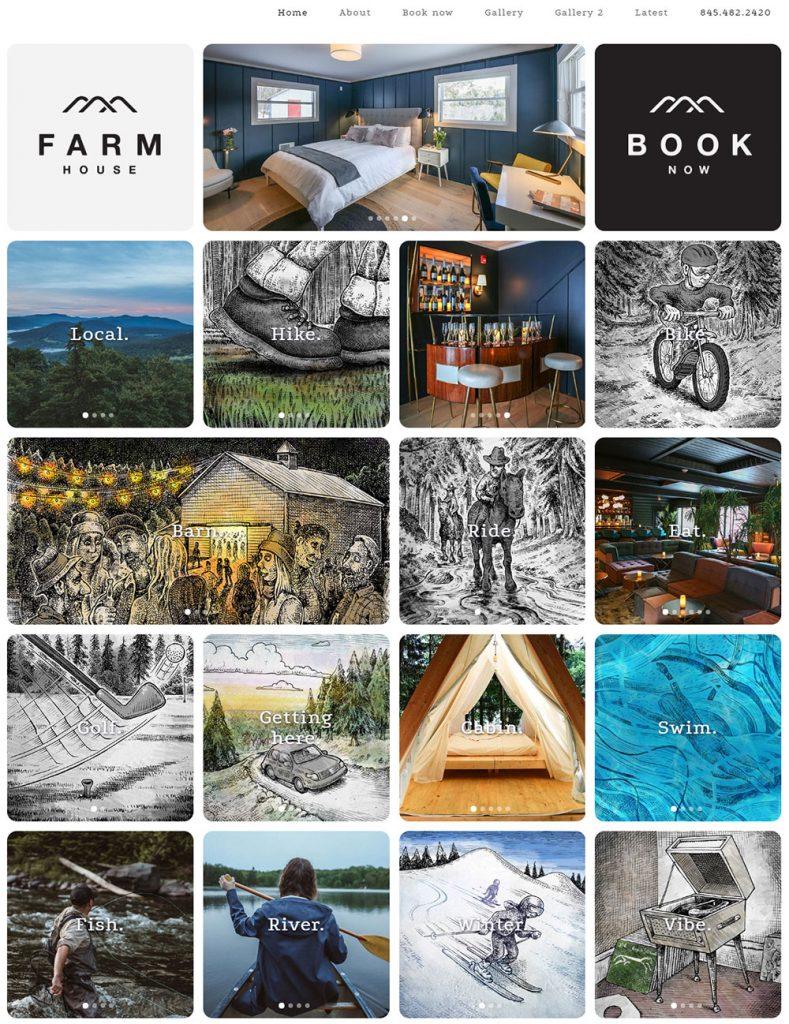 Farmhouse Catskills
