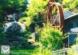 Slyvan Falls Mill